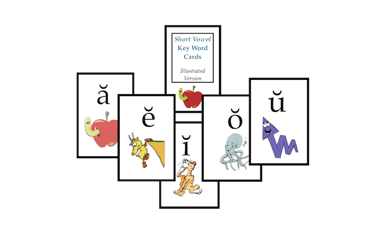 PS11 Short Vowel Posters (New - Illustrations)