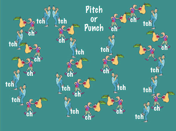 SP4 Pitch or Punch (ch, tch)