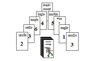 Crazy Moose: Cle + Closed, Open, R-Controlled, & Vowel Combinations