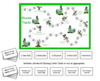 Phrases & Sentences Moose Tracks