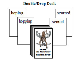 IH7 Base Word Suffix Rules: Double/Drop Deck